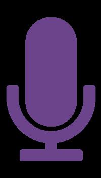 ícono-micrófono